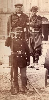 Bruno Braquehais : premier photo-reporter aux côtés des communards