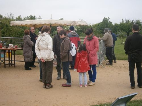 les irisistibles aux jardins de brocéliande, mai 2013