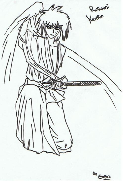 Rurouni Kenshin ! *-*