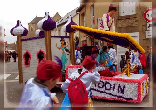 #carnaval #broons #2018 #alladin