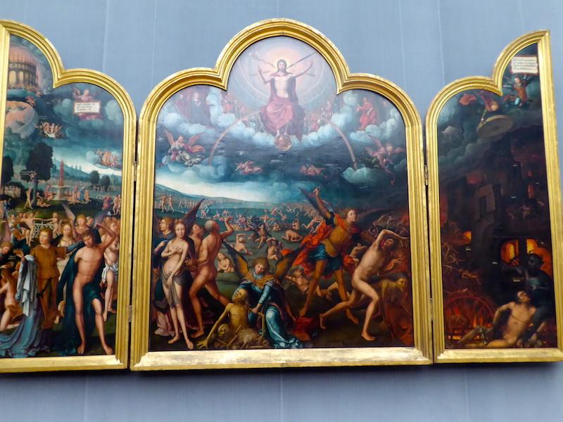 La Gemäldegalerie de Berlin le 5 octobre 2017.
