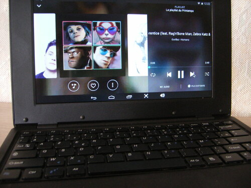 G-Anica® Netbook Ultrabook Android 4.4