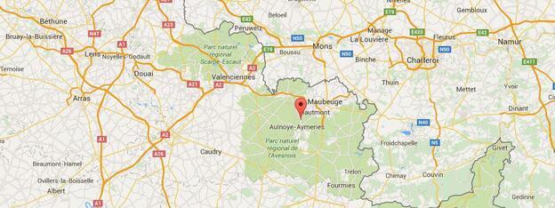 L'accident est survenu dans une ferme de Pont-sur-Sambre, près de Maubeuge (Nord), le 8 mars 2016.