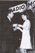 17 février 1966 : L'Oscar de la Popularité RMC décerné à Sheila...