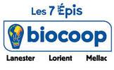 """Volée de piafs et Biocoop """"Les 7 épis"""":  Opération caddy et communication"""