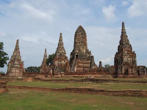 02 Août 2013 - Les temples d'Ayuthaya