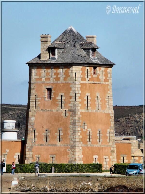 La Tour Dorée ou Tour Vauban Camaret-sur-Mer Finistère