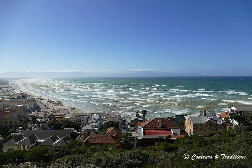 Direction Muizenberg
