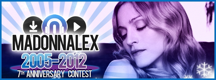 Madonnalex 7th Anniversary Contest