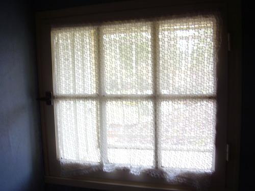 mon rideau pour petite fenêtre