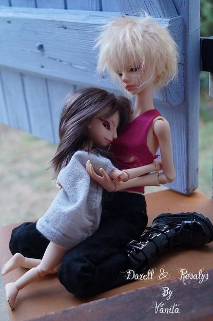 Darell & Rosalys