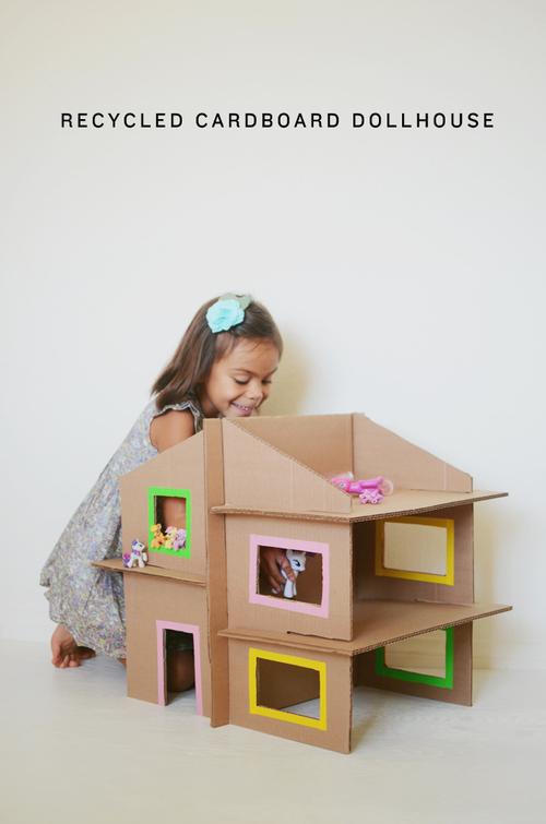 Une jolie maison de poupée...