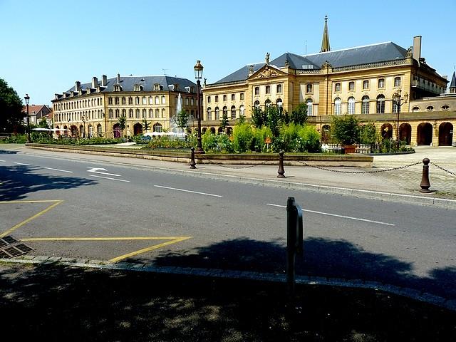 Metz sur le quai Félix Maréchal 3 Marc de Metz 22 11 2012