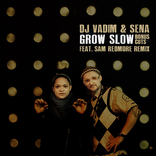 Dj Vadim & Sena - Grow Slow Bonus Cuts (2016) [Electro , DJ , Alternative]