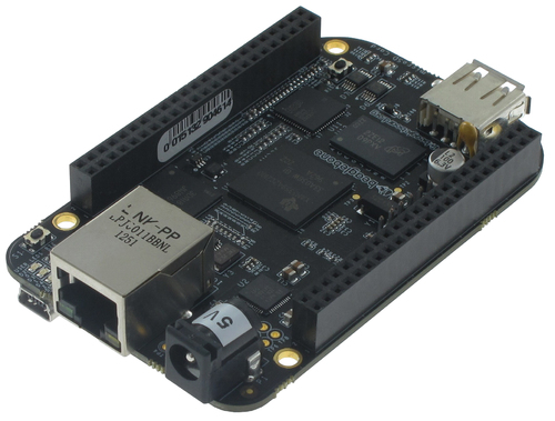 BeagleBone Black VS Raspberry Pi!