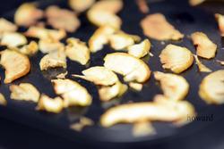 Les chips de pommes rapide et facile !