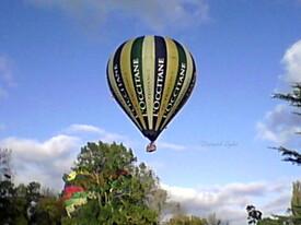 """La montgolfière """"L'Occitane"""" a décollé"""