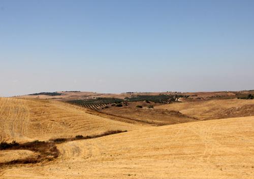 route vers le Maroc