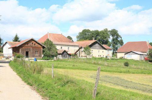 Longevelle-Les-Russey