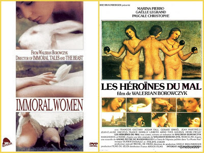 Les héroïnes du mal / Three Immoral Women. 1979.