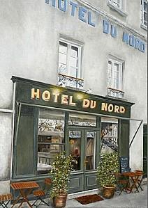 marie Claire Houmeau Hotel du Nord