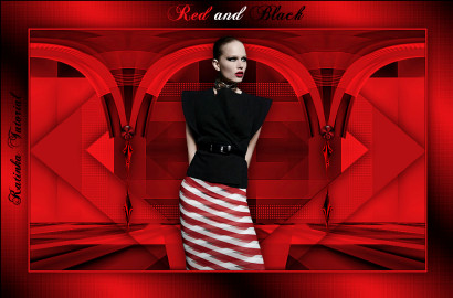 Tutorial-Red and Black