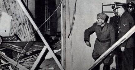 20 juillet 1944, 12h42... un attentat contre le Führer !