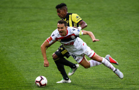 Maillot Adelaide United 2019 pas cher Exterieur