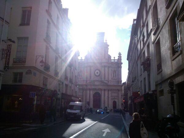 Paris, église Saint-Paul