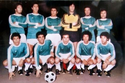 Parcours du MCA en coupe d'afrique 1976