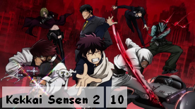 Kekkai Sensen 2 10