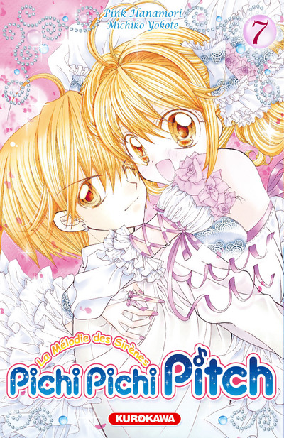 mermaid melody pichi pichi pitch tomes
