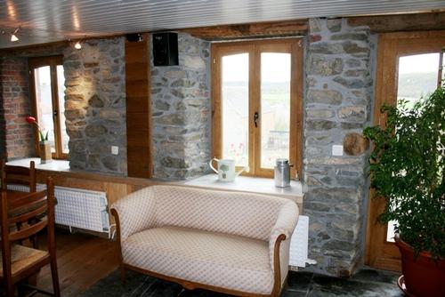 Le salon, das Wohnzimmer, de woonkamer