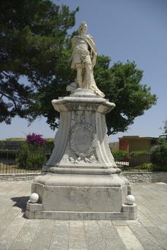 statue du comte Johann Matthias von der Schulembourg