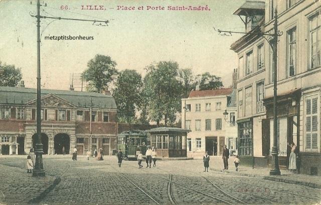En France dans le temps....