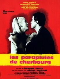LES PARAPLUIES DE CHERBOURG BOX OFFICE FRANCE 1964