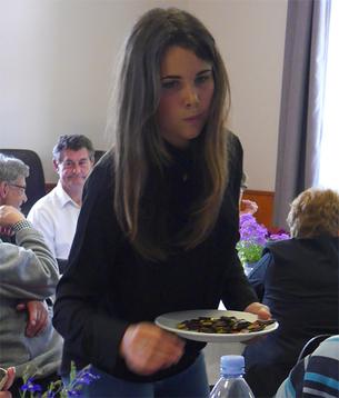 Banquet communal, et coup de chapeau aux bénévoles
