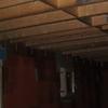 Pose suspente à plafond
