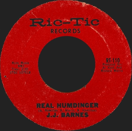 J.J. Barnes : Singles & Rares