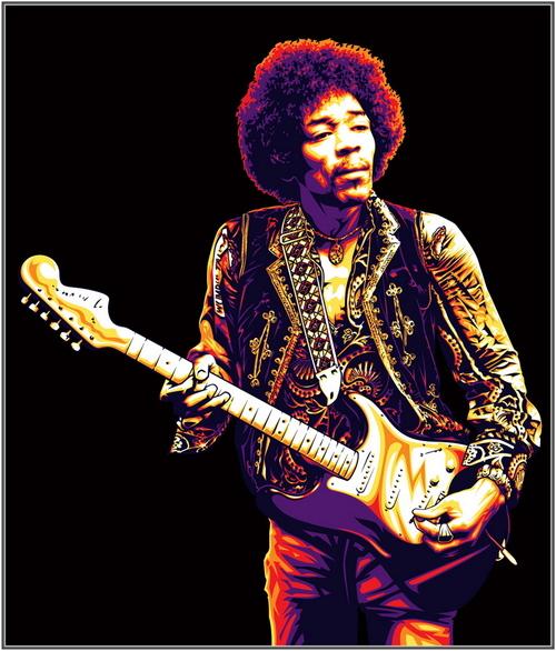 Jimi Hendrix - Voodoo Child (1968)