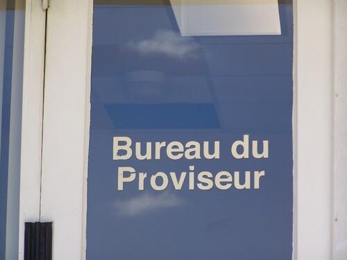 """Les coulisses du tournage du film """"les Profs"""" au Lycée Jacqes Prévert de Longjumeau"""