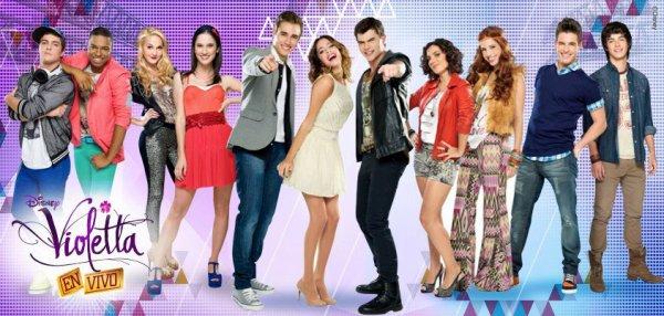 Image saison 2 de Violetta