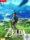 legend zelda breath wild affiche
