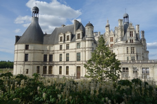 Direction Blois et Chambord