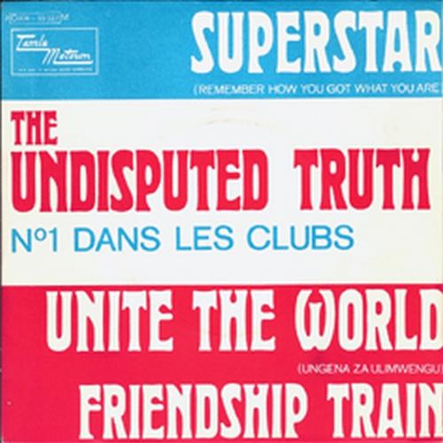 1972 : Single SP Tamla Motown Pathé Marconi EMI  Records 2C 006-93327 [ FR ]