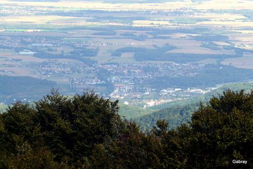 Alsace: le Grand Ballon (Guebwiller)