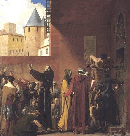 Association d'Etudes du Catharisme: conférences du 25 novembre sur l'Inquisition à Carcassonne