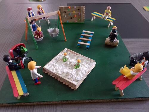 Parc playmobil #2