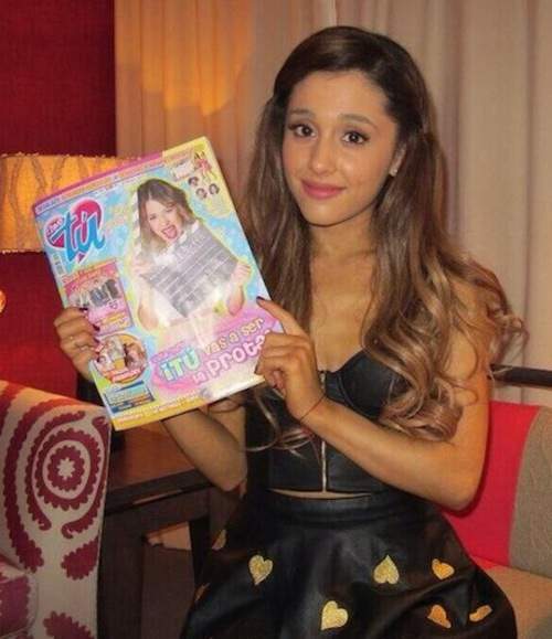 Tini VS. Ariana grande.