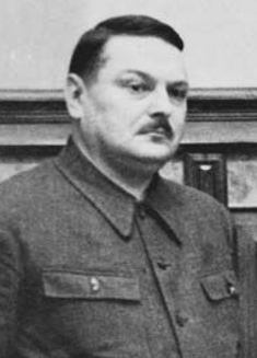 Andreï Jdanov en 1939.